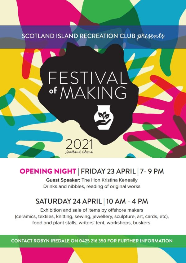 Festival of Making Opening Night