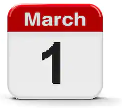 1st march