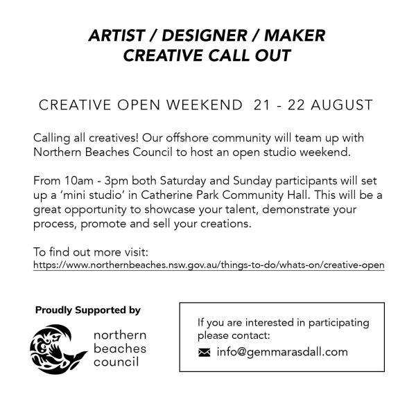Creative Open Weekend