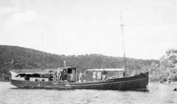 Krait during wartime