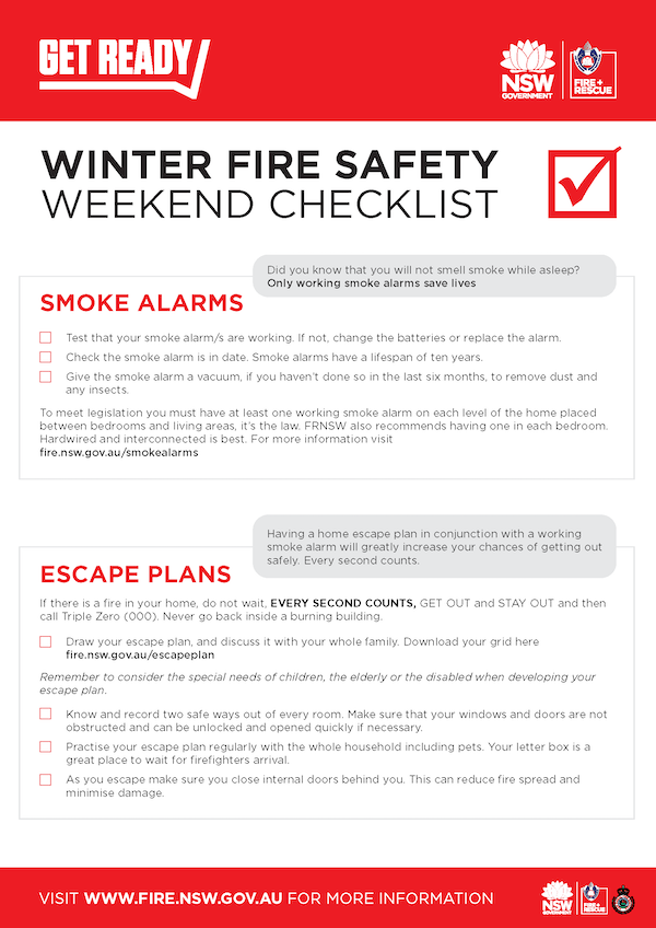Winter fire Safety1
