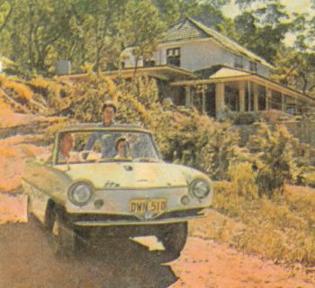 Grosvenor Amphi, 1967