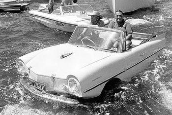 The Grosvenor Amphi, 1971