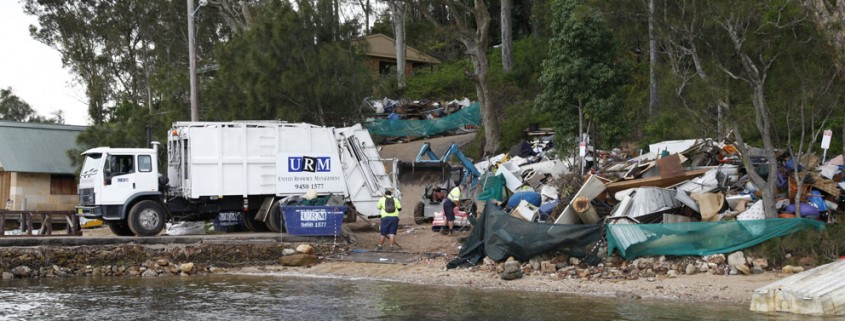 Bi-annual Clean Up (Photo June Lahm)