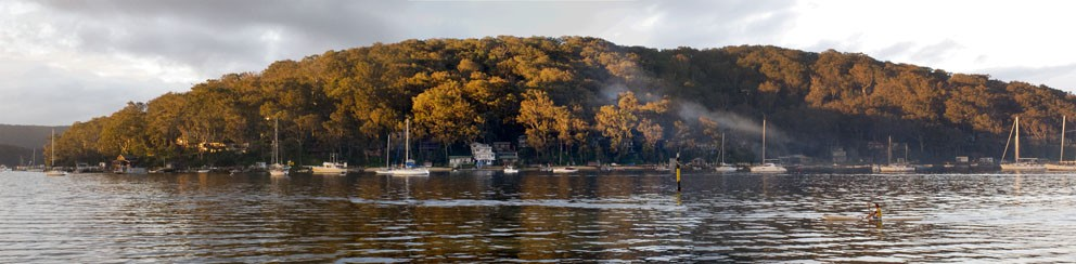 Island Panorama (Photo June Lahm)